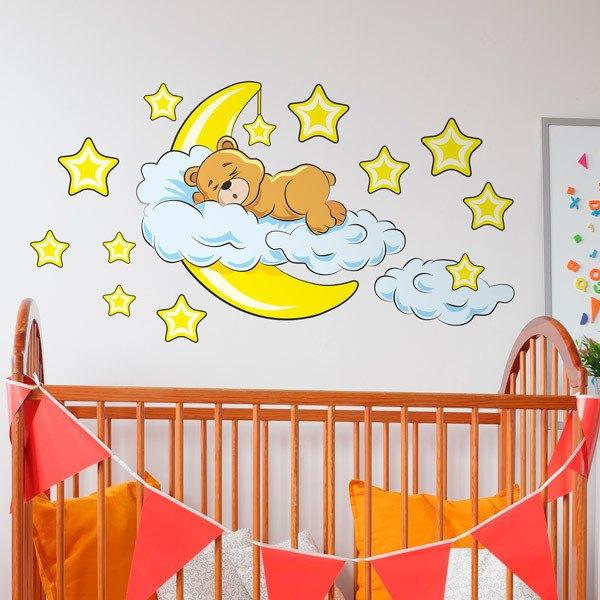 Adesivi Murali Per Neonati 0 4 Anni