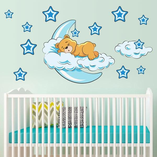 Adesivi Murali Neonati e Bambini 0-4 Anni | StickersMurali.com