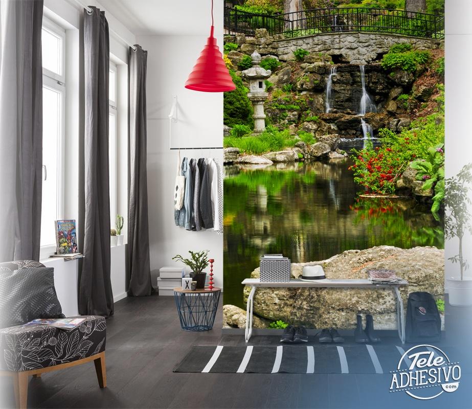 Fotomurali jardin imperial for Jardin imperial
