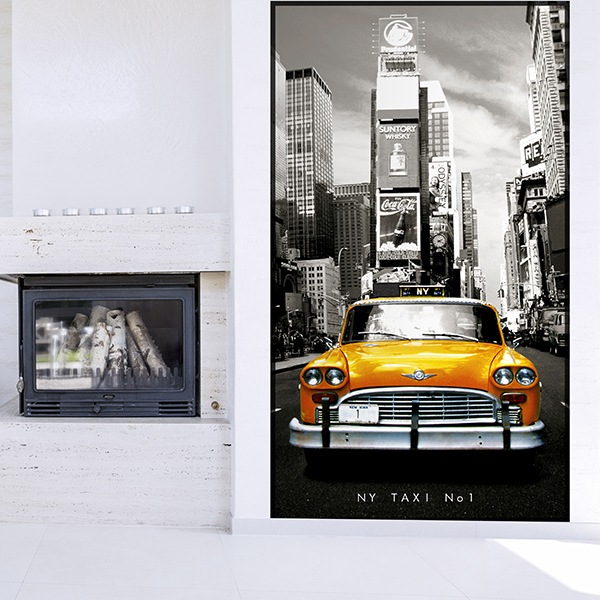 Fotomurali : Taxi di New York