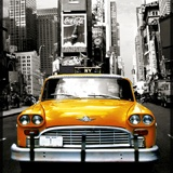 Fotomurali : Taxi di New York 2