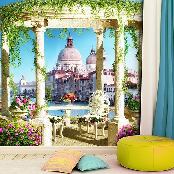 Carta da parati di Venezia