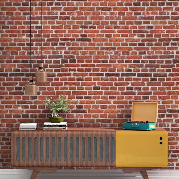 Adesivo murale trama di mattoni di londra for Crea la tua casa online