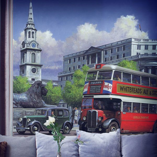 Fotomurali : London Bus
