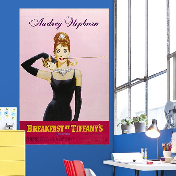 Fotomurali : Breakfast at Tiffany´s