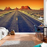 Fotomurali : Percorso Route 66 al Grand Canyon 2