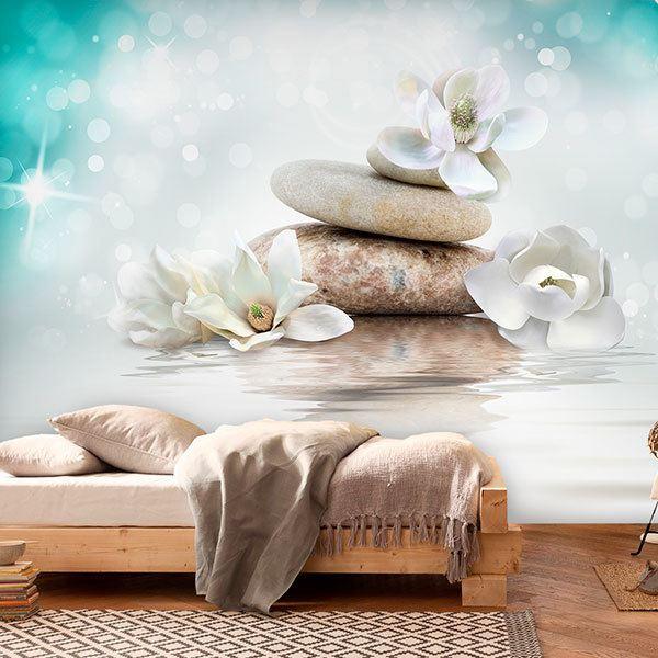 Fotomurale risveglio zen - Decoracion zen spa ...