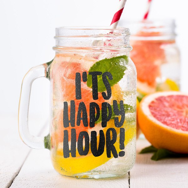 Adesivi Murali: It's happy hour