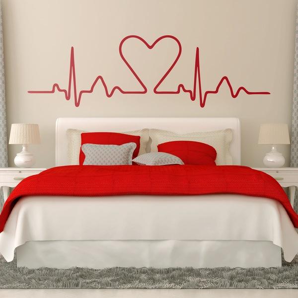 camera da letto - luogo - Adesivi Murali Per Camera Da Letto