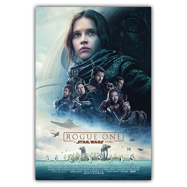 Adesivi Murali: Poster adesivo Star Wars Rogue One