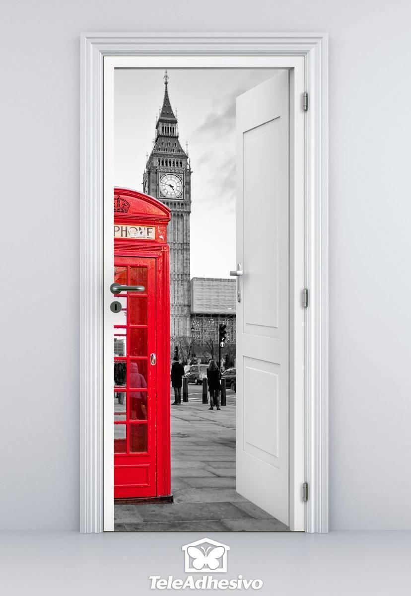 Porta Aperta Londra Cabina