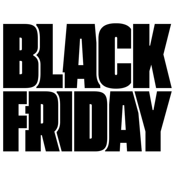 Adesivi Murali: Black Friday 1