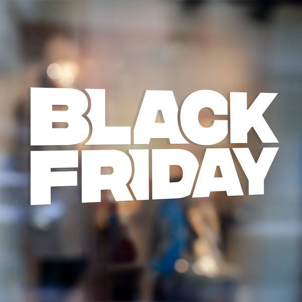 Adesivi Murali: Black Friday 2