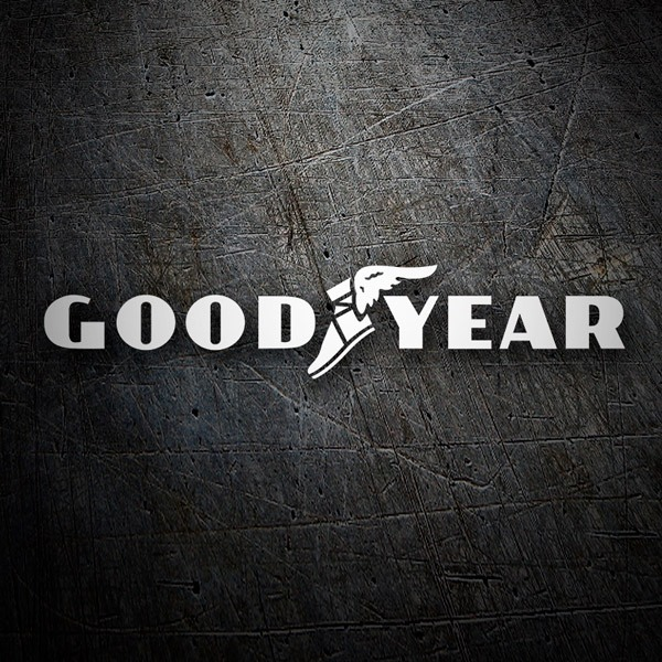 Adesivi per Auto e Moto: Good Year