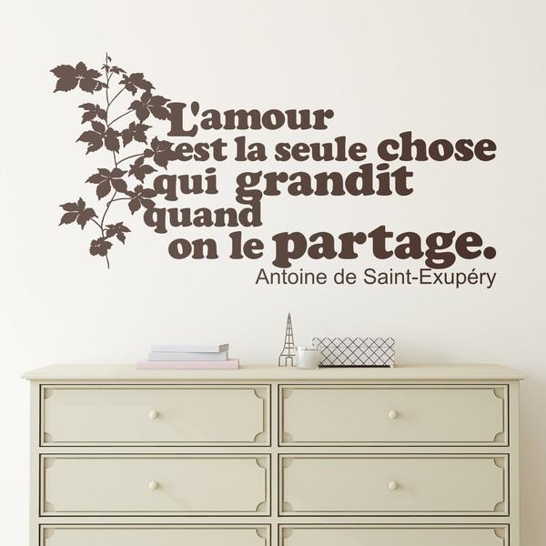 frasi d'amore francesi
