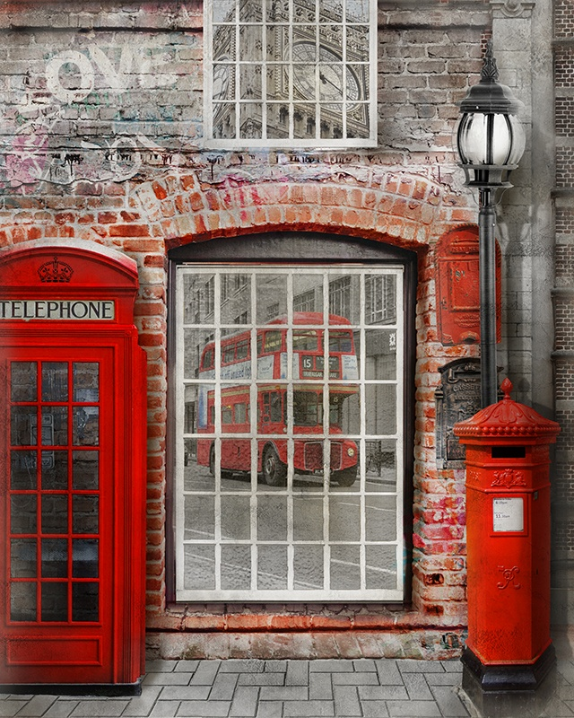 Fotomurali : London Street