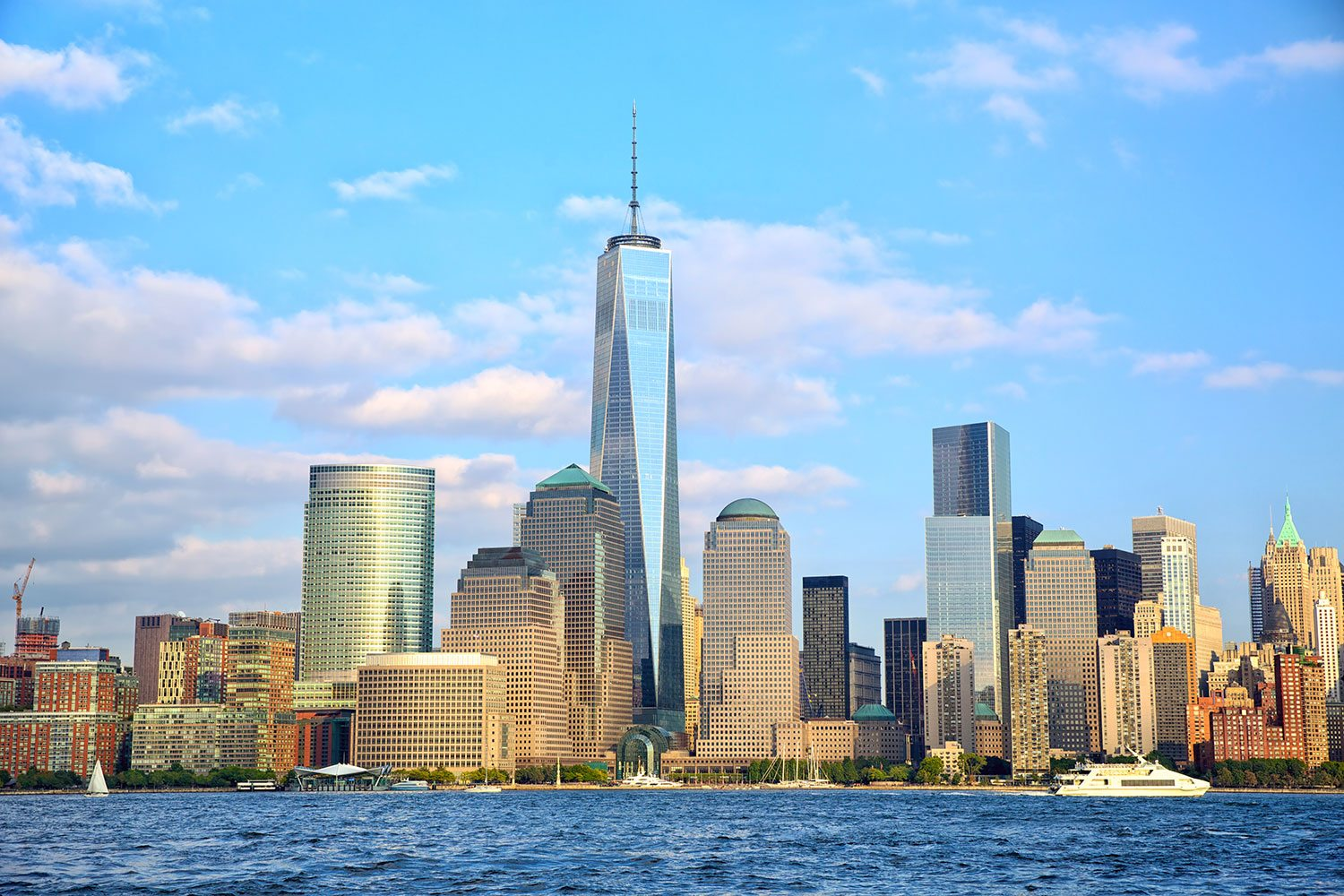 Fotomurali : Manhattan - One World Trade Center